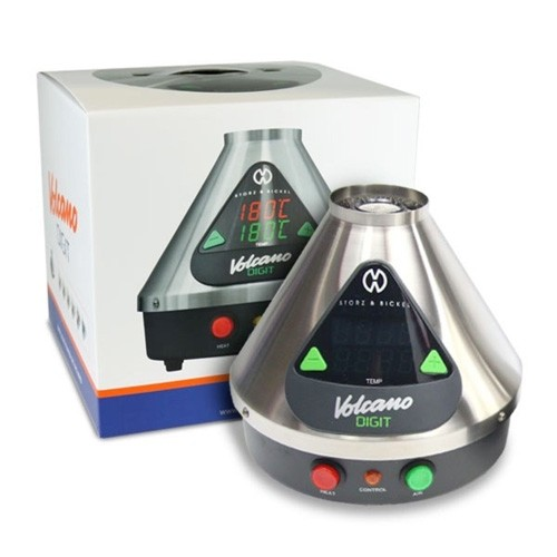 Complete Volcano Vaporization System